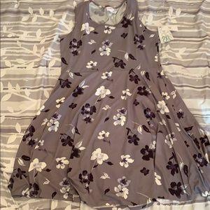 LulaRoe Nicki Dress BMWT